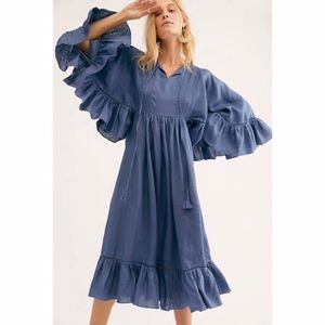 Free People X Carolina K Antonia Dress